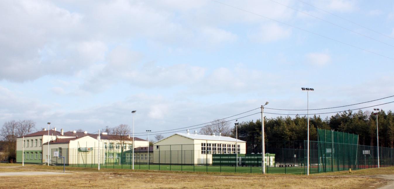 Zespół szkół w Antoniowie