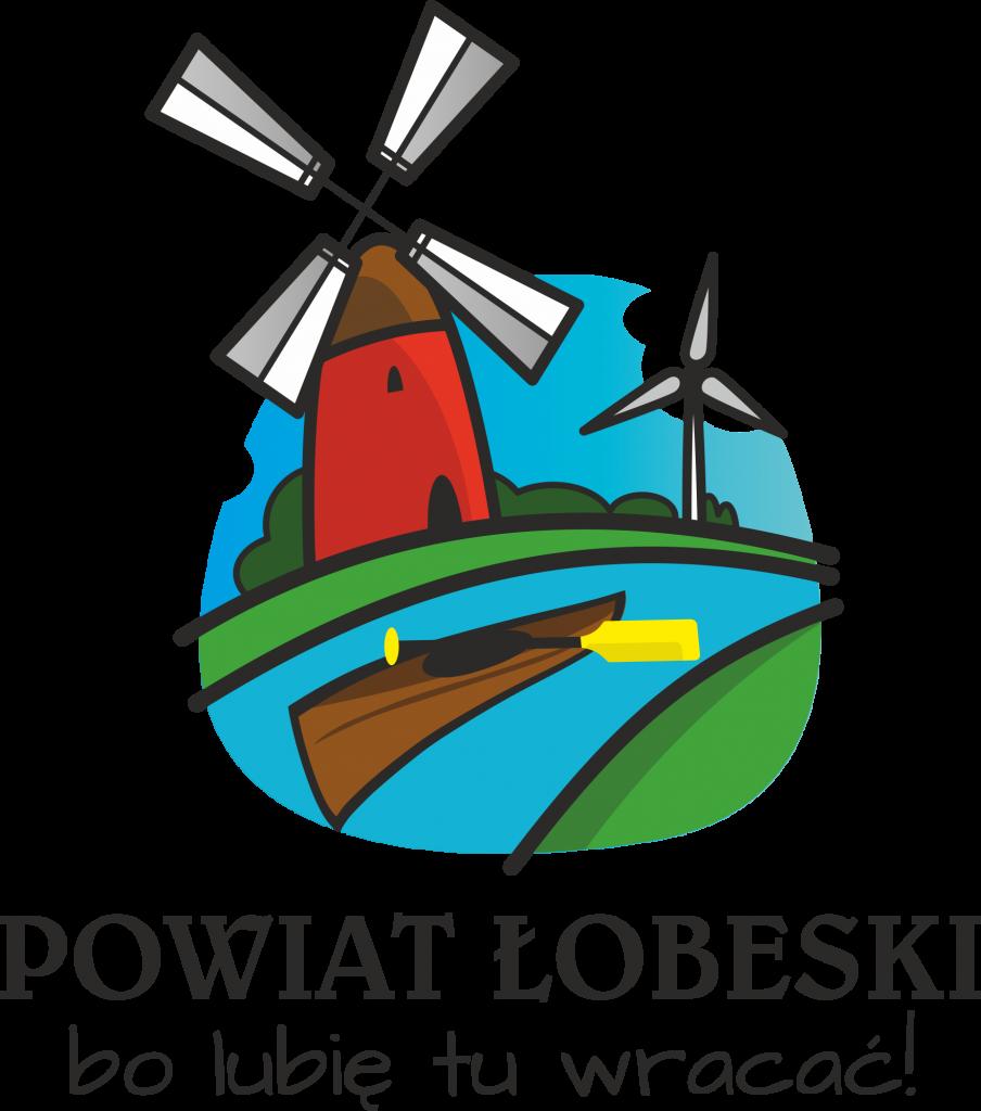 Logo Powiatu Łobeskiego